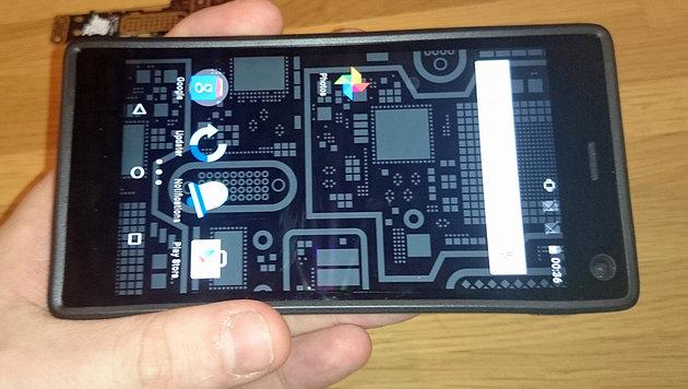 Fairphone 2: So fühlt sich das ethische Handy an (Bild: Dominik Erlinger)