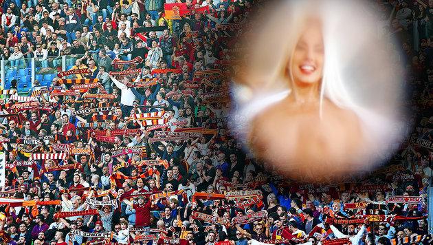 Porno-Seite will Italo-Klub finanziell betören (Bild: APA/EPA/ALESSANDRO DI MEO, APA/AFP/VALERY HACHE)
