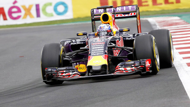 Red Bull künftig doch weiter mit Renault-Motor? (Bild: APA/EPA/ULISES RUIZ BASURTO)