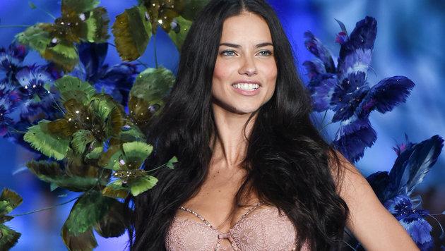 Adriana Lima (Bild: Evan Agostini/Invision/AP)