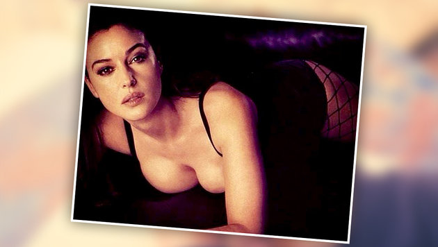 """43 ""Wow""-Fotos der Bond-Lady (Bild: instagram.com/monicabellucci)"""