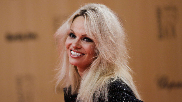Pamela Anderson (Bild: AP)