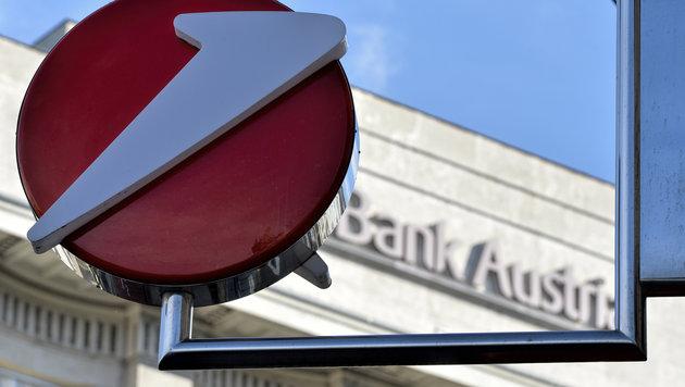 Bank-Austria-Sparkurs: Gewerkschaft in Kampflaune (Bild: APA/HERBERT NEUBAUER)