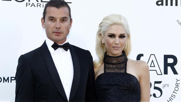 Gavin Rossdale soll Gwen Stefani mit der Nanny betrogen haben. (Bild: IAN LANGSDON/EPA/picturedesk.com)
