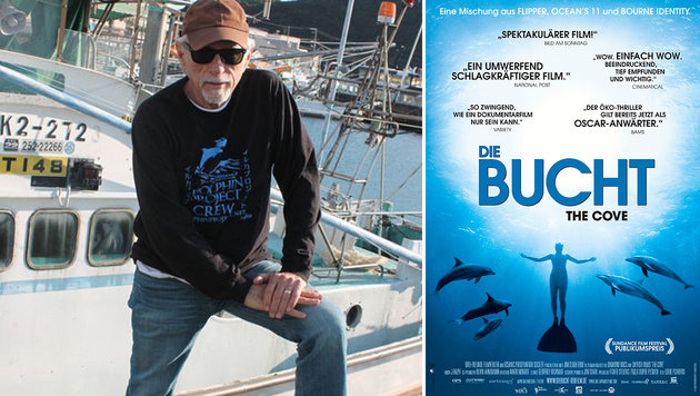 "O""Barry: ""Nie Tickets für Delfin-Shows kaufen!"" (Bild: Ric O""Barry, PolyFilm)"