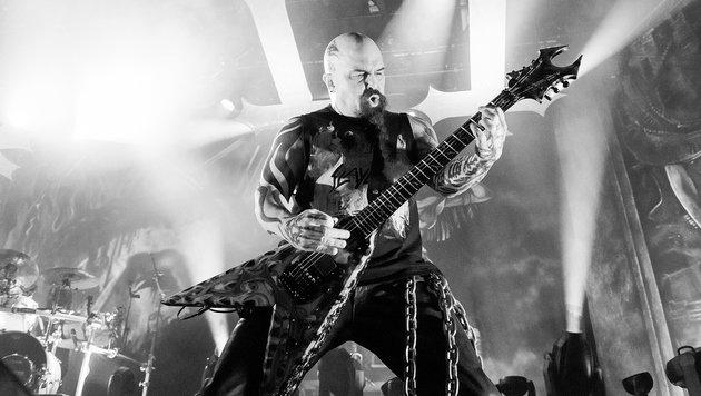 Slayer: Die entmystifizierten Könige des Bösen (Bild: Andreas Graf)