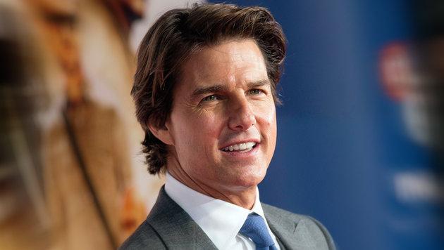 Tom Cruise jetzt Ober-Scientologe (Bild: AP)