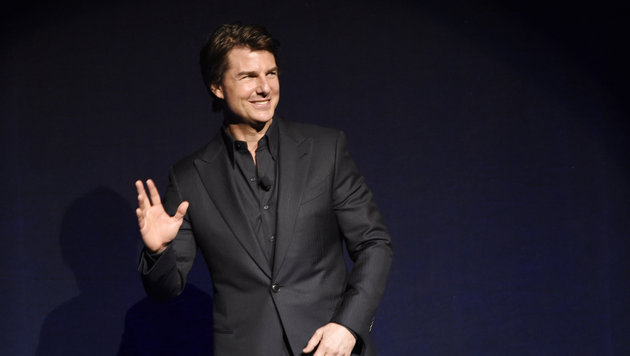 Tom Cruise (Bild: Chris Pizzello/Invision/AP)