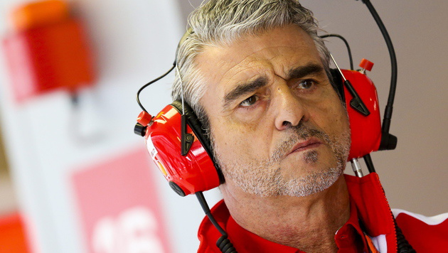 Arrivabene: Keine Ferrari-Motoren für Red Bull! (Bild: APA/EPA/SRDJAN SUKI)
