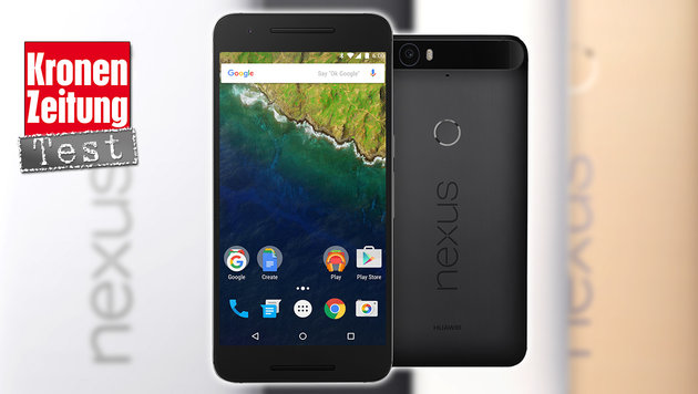 Huawei Nexus 6P: Das kann Googles neuer Gigant (Bild: Huawei)