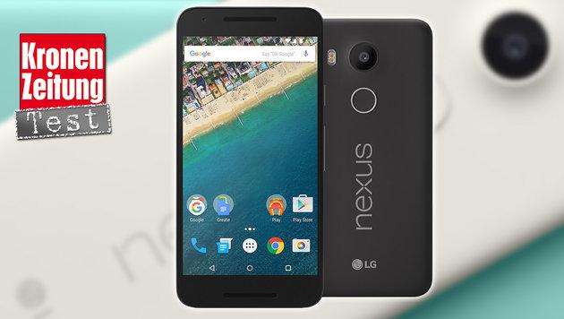 Nexus 5X im Test: Wie gut ist LGs Thronfolger? (Bild: LG)