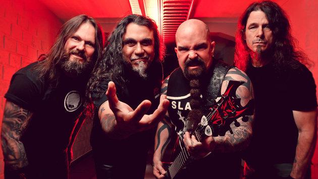 Slayer: Die entmystifizierten Könige des Bösen (Bild: Nuclear Blast Records)