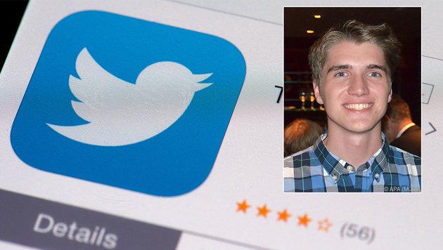 Twitter kauft Firma von 21-jährigem Österreicher (Bild: dpa-Zentralbild/Arno Burgi, APA)