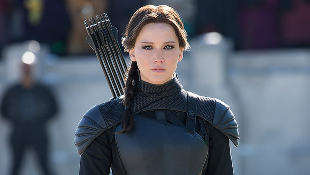 "Jennifer Lawrence nimmt Abschied von ""Panem"" (Bild: Studiocanal)"