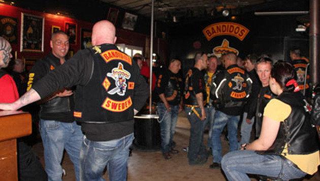 """""""Wie werde ich Member einer Rocker-Gang? (Bild: bandidosmc.com)"""""""