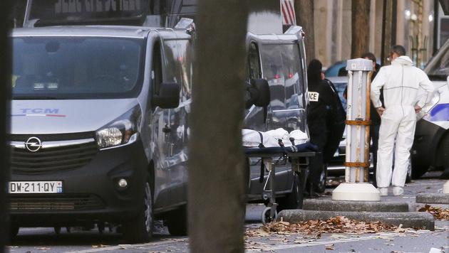 Ein Paris-Attent�ter reiste quer durch �sterreich! (Bild: APA/EPA/JULIEN WARNAND)