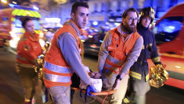 """""""Bieten Frankreich Unterstützung durch Cobra an"""" (Bild: AP)"""