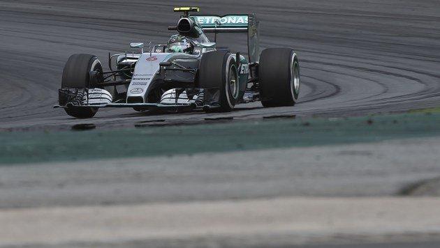 Rosberg nach GP-Sieg in Gedanken bei Paris-Opfern (Bild: AFP)
