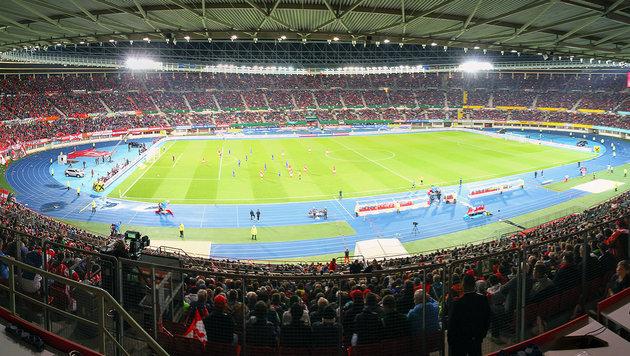 """Chancen für neues Happel-Stadion """"so gut wie nie"""" (Bild: EXPA)"""