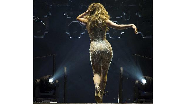 Jennifer Lopez (Bild: EPA)