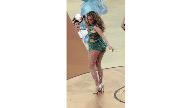 Jennifer Lopez (Bild: AP)