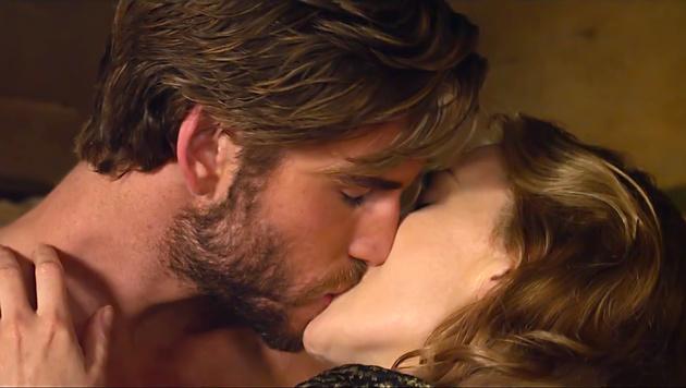 """Kate Winslet drehte für """"Die Schneiderin"""" eine Sexszene mit Liam Hemsworth. (Bild: Viennareport)"""