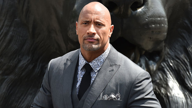 """The Rock: """"Wusste nicht mehr, was ich tun soll"""" (Bild: AFP)"""