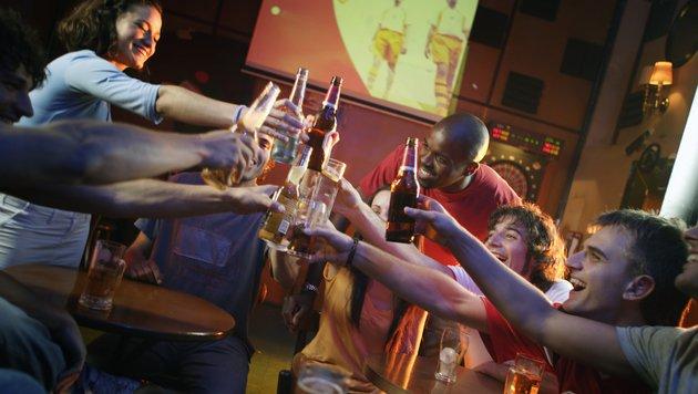 """""""17 Fauxpas auf der Wiener Partypiste (Bild: Getty Images/Fuse)"""""""