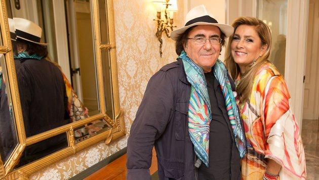 Albano Carrisi und Romina Power (Bild: APA/dpa/Jšrög Carstensen)