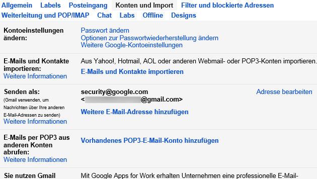 gmail bug macht phishing erschreckend einfach identit tswechsel digital. Black Bedroom Furniture Sets. Home Design Ideas