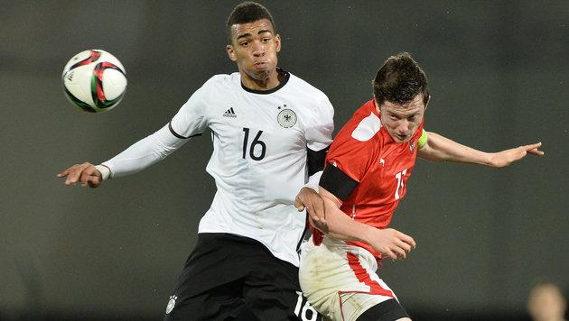 Österreich kassiert gegen Deutschland 2:4-Pleite (Bild: GEPA)
