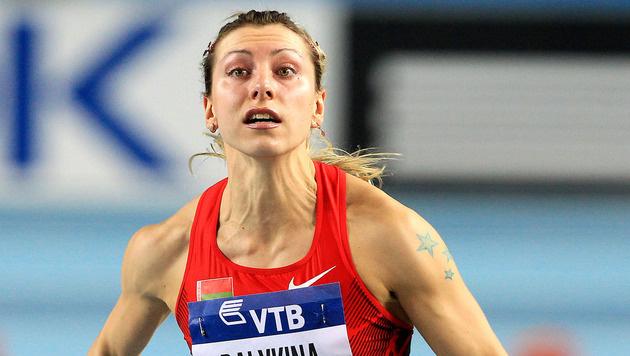 Weißrussische Sprinterin tot im Wald gefunden (Bild: GEPA)