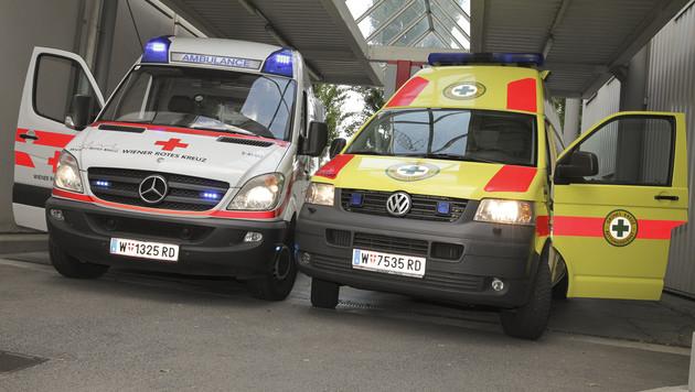 Wien: Rotes Kreuz und Grünes Kreuz fusionieren (Bild: WRK/Hechenberger)