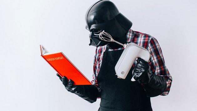 """""""365 Fotos aus dem Alltag von Darth Vader (Bild: Pawel Kadysz)"""""""