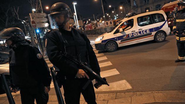 Terrorgefahr in Österreich bleibt bestehen (Bild: APA/AFP/THOMAS SAMSON)