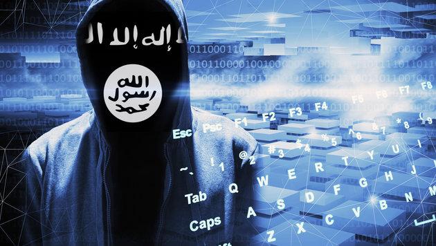 Hacker warnen: Der IS hat sein eigenes WhatsApp (Bild: thinkstockphotos.de, themuslimissue.wordpress.com)