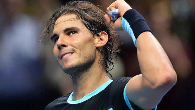 Rafael Nadal (Bild: AFP)