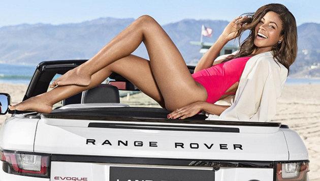 Naomie Harris: Sexy im Baywatch-Badeanzug (Bild: instagram.com)