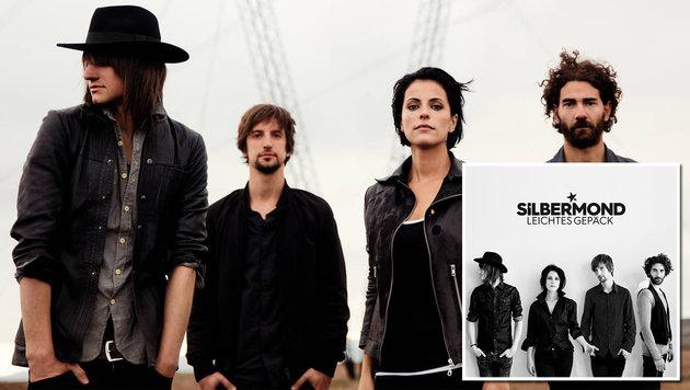 """Silbermond: """"Wir haben den Ballast abgeworfen"""" (Bild: Sony Music)"""