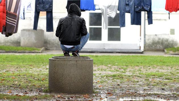 151 vermisste Flüchtlingskinder in Österreich (Bild: APA/HANS PUNZ)