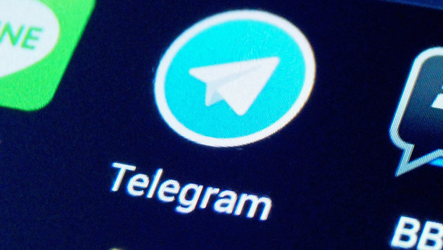 Lieblings-App des IS: Telegram löscht Terror-Chats (Bild: flickr.com/Eduardo Woo)