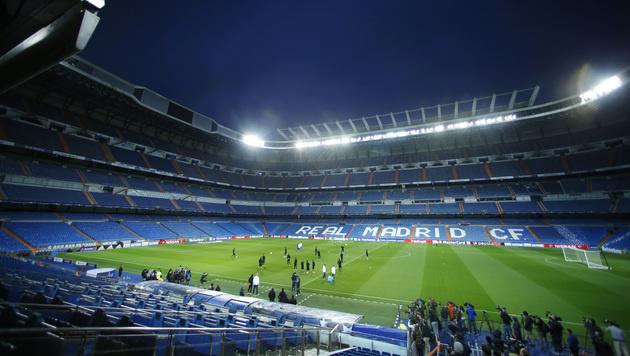 """The Boss"" verhindert Cup-Finale in Madrid (Bild: AP)"