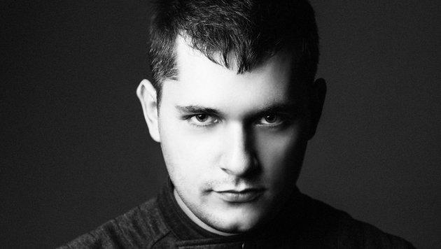 """""""Florian Meindl begeistert im """"Musik Wohnzimmer"""" (Bild: Florian Meindl)"""""""