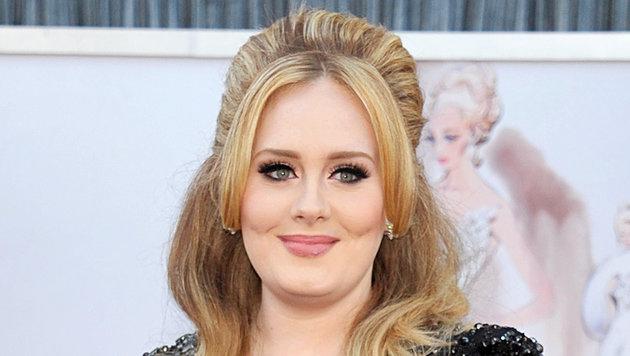 Adele ist die meistgekaufte Musikerin 2015 (Bild: John Shearer/Invision/AP)