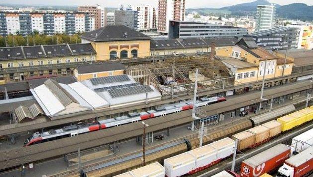 Bahnhof um 13 Millionen billiger (Bild: ÖBB (Symbolbild))