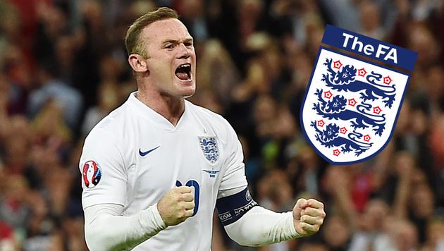 EURO 2016: England träumt vom ersten Titel (Bild: APA/EPA/ANDY RAIN)