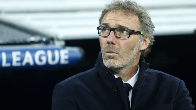 Frage nach Terror: Paris-Coach verliert die Nerven (Bild: AP)