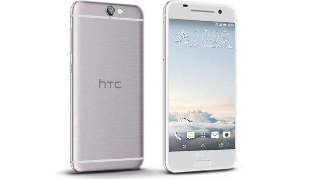HTC One A9: Bringt die Alu-Schönheit die Wende? (Bild: HTC)