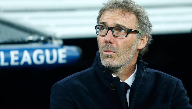 PSG: Vertrag von Blanc aufgelöst - kommt Emery? (Bild: AP)