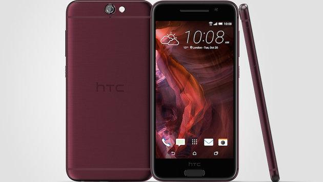 Heiße Handys: Das war das Smartphone-Jahr 2015 (Bild: HTC)